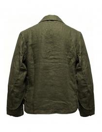 Giacca Kapital colore verde militare