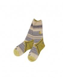 Socks online: Kapital beige socks