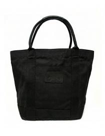Hidden Cabin black tote bag KFAW08016BM- order online