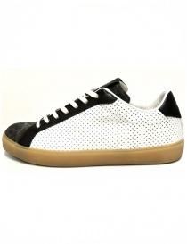 Leather Crown Moneside sneakers