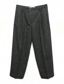 Pantaloni donna online: Pantalone Cellar Door Iris colore grigio