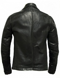 Carol Christian Poell Overlock leather jacket