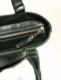 Cornelian Taurus Pick by Daisuke Iwanaga bag green color