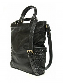 Cornelian Taurus Pick Pocket by Daisuke Iwanaga bag black color