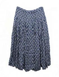 Casey Casey bloom indigo skirt 08FJ42-BLOOM-INDIGO order online