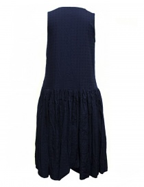 Casey Casey light navy sleeveless dress