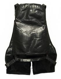 Carol Christian Poell leather vest bag