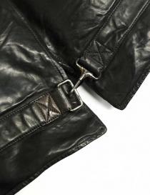 Gilet borsa Carol Christian Poell in pelle gilet-uomo acquista online