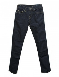 Mens jeans online: True Religion Geno dark blue jeans