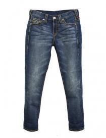 True Religion Audrey dark blue jeans WF101CDVS-AUDREY-DRK order online