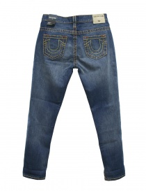 True Religion Audrey dark blue jeans