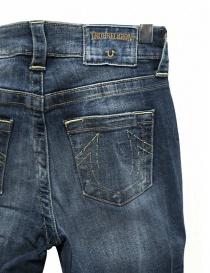 Jeans True Religion Halle colore blu lavato