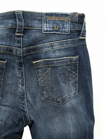 True Religion Halle washed blue jeans