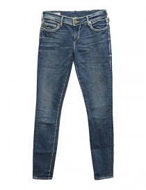 Jeans donna online: Jeans True Religion Casey blu chiaro