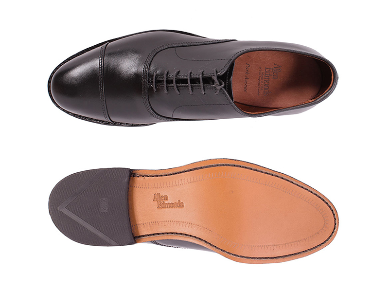 premium selection b38dd 1515f Allen Edmonds Recrafting: what matters is to make it last