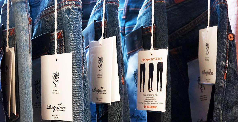 Diversi modelli di jeans Avantgardenim