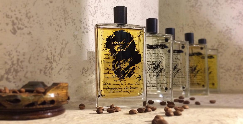Simone Andreoli perfumer