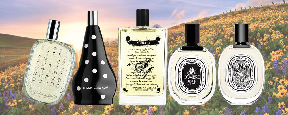 Floral perfumes: the best selection of fragrances online for both man and woman