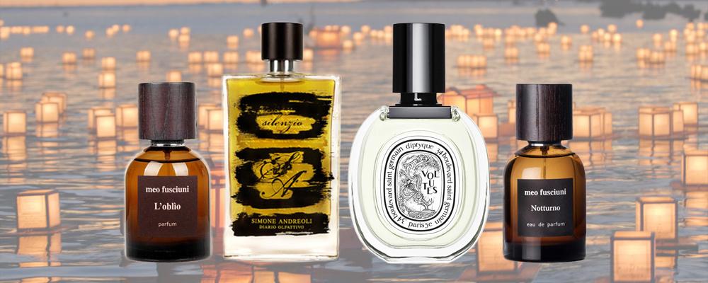 Oriental perfumes