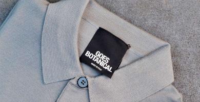 Goes Botanical: maglieria da uomo in lana merinos extrafine