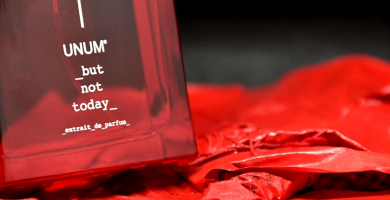 Unum But Not Today: an unsettlingly perfume just like a movie